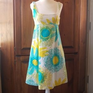 EUC Milly Floral Dress Size 2